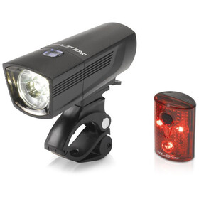 XLC Comp CL-S14 Lighting Set Francisco/Pan black